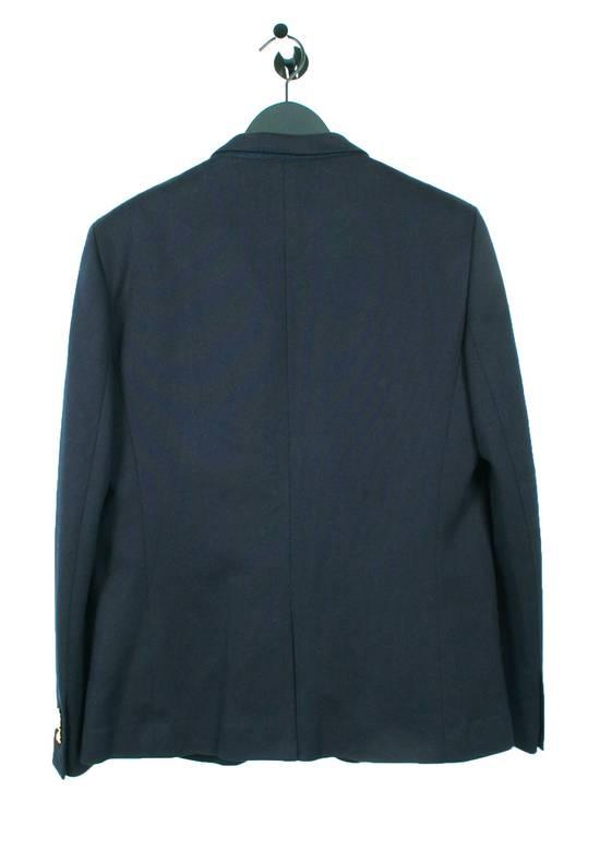 Balmain Original Balmain Dark Blue Men Blazer Jacket in size 54 Size 44R - 3