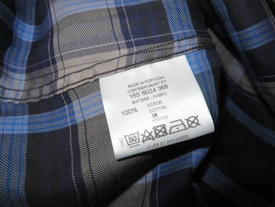 Givenchy Star-print plaid shirt Size US S / EU 44-46 / 1 - 7