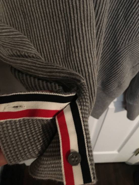 Thom Browne Thom Browne gray knitwear Size US L / EU 52-54 / 3 - 3