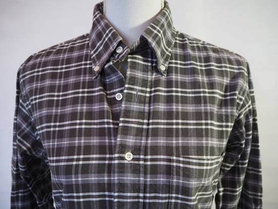 Thom Browne checked soft shirt size 2 Made in USA Size US M / EU 48-50 / 2 - 2