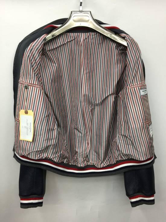 Thom Browne Thom Browne Leather Jacket Size US L / EU 52-54 / 3 - 2