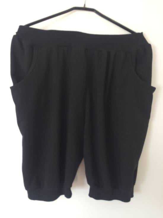 Julius black Hikho Julius shorts with loose pockets and asymmetrick details Size US 32 / EU 48 - 1