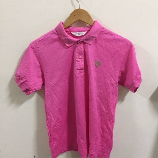 Givenchy Givenchy Polo Shirt Size L Pink S/S Size US L / EU 52-54 / 3
