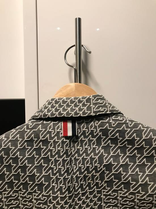 Thom Browne beautiful Embroidered Blazer Size 46S - 4