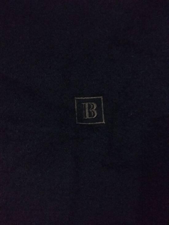 Balmain Vintage Jacket Wool With Fur BALMAIN Rare Size US L / EU 52-54 / 3 - 7