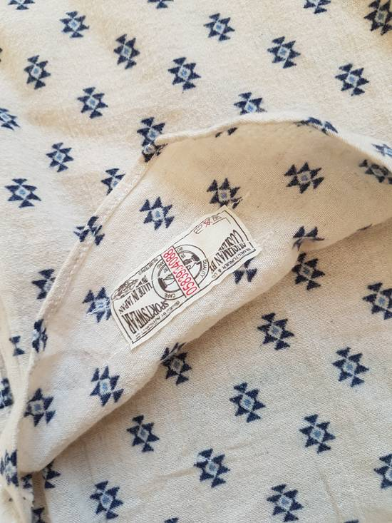 Cushman Native print work shirt Size US S / EU 44-46 / 1 - 4