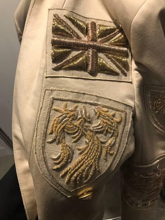 Balmain RARE Balmain Embroidered Blazer Size 38R - 7