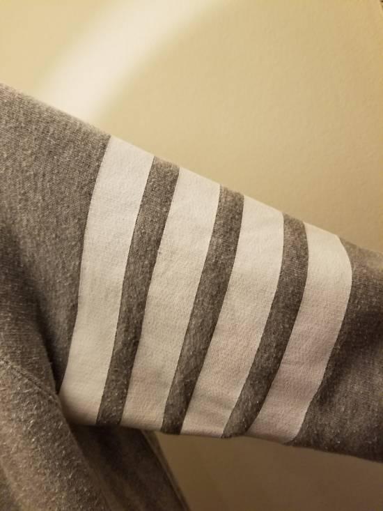 Thom Browne Grey Thom Browne Zip Up Hoodie Size 2 (Medium) Size US M / EU 48-50 / 2 - 1