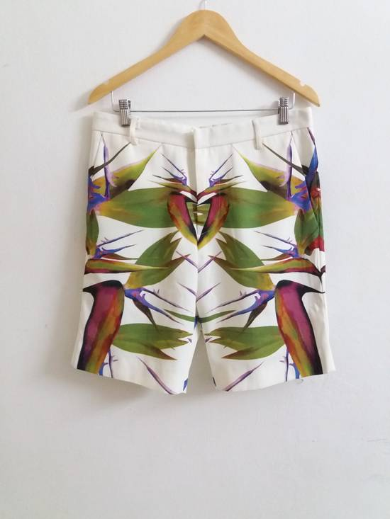 Givenchy Givenchy SS12 Bird of Paradise Gabardine Shorts Man Size Large Not Supreme gucci raf simons ysl palace off-white acne studios visvim maison margiela louis voitton A.P.CA BAPE commes des garcons balenciaga undercover jun takahashi Size US 33