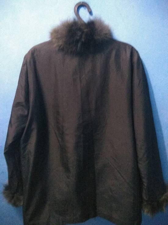 Balmain Balmain foux furr jacket reversible rare Size US L / EU 52-54 / 3 - 3