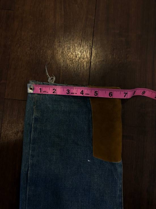 Balmain Patchwork Jeans Size US 30 / EU 46 - 19