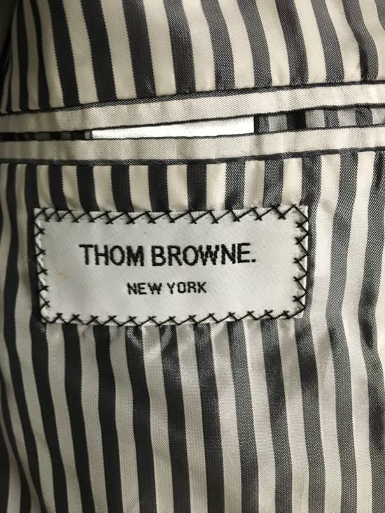 Thom Browne Suede military bomber jacket Size US S / EU 44-46 / 1 - 3