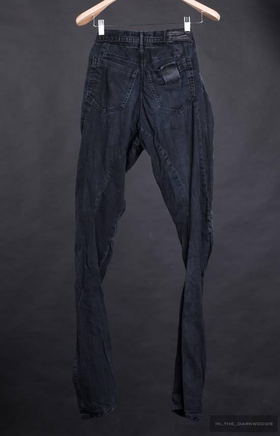 Julius 2014SS knit denim biker skinny pants Size US 28 / EU 44 - 6