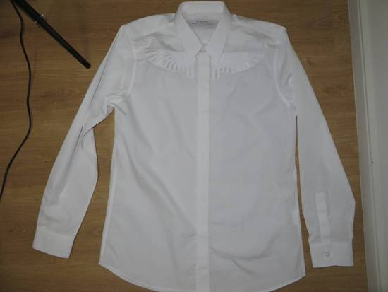 Givenchy Embroidered Military wings shirt Size US M / EU 48-50 / 2 - 7
