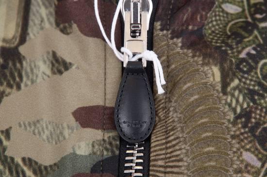 Givenchy 2995$ American Dollar Camouflage Bomber Jacket Size US S / EU 44-46 / 1 - 11