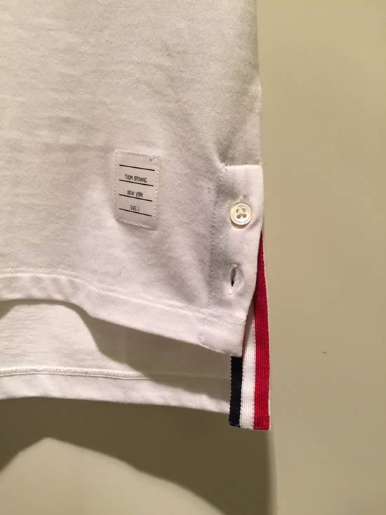 Thom Browne SS POCKET TEE MEDIUM WEIGHT JERSEY COTTON Size US S / EU 44-46 / 1 - 3