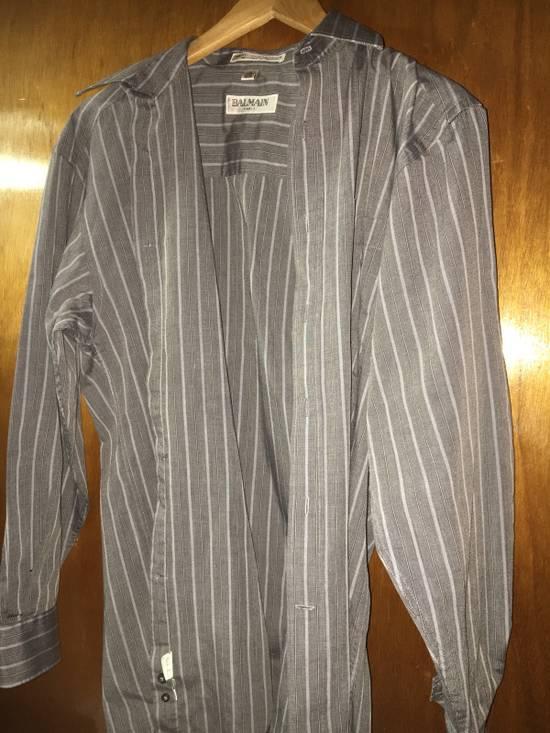 Balmain Balmain Long Sleeve Button Up Size US S / EU 44-46 / 1