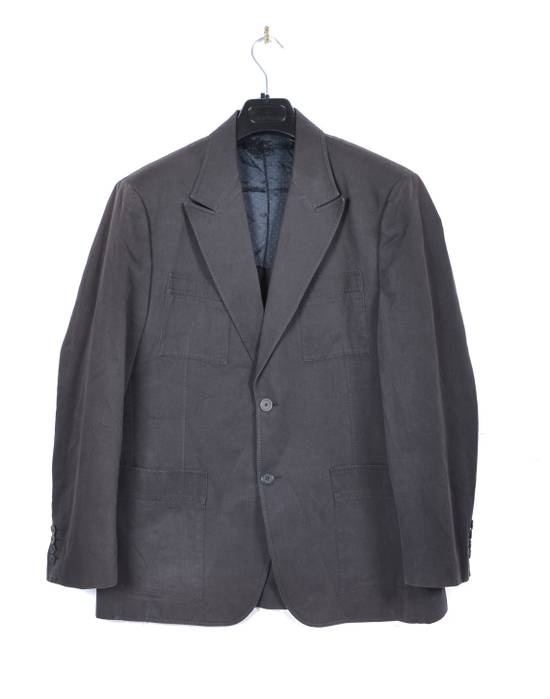 Givenchy garment-dyed jacket blazer Size US L / EU 52-54 / 3