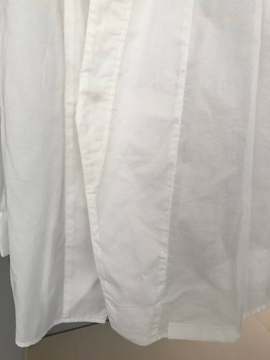 Julius SS16 long shirt with no collar Size US L / EU 52-54 / 3 - 2