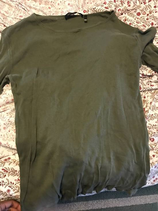 Balmain Long Sleeve Henley Size US M / EU 48-50 / 2 - 4