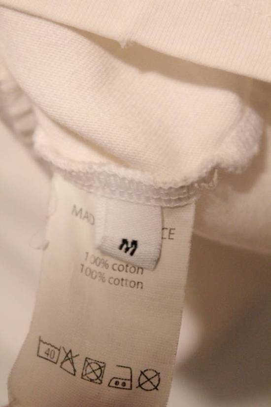 Balmain Rare Decarnin 2010 Twisted Seam White T Shirt Made In France Size US M / EU 48-50 / 2 - 3