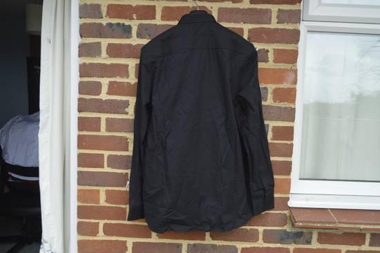 Givenchy Black Metal Ring Pocket Shirt Size US L / EU 52-54 / 3 - 8