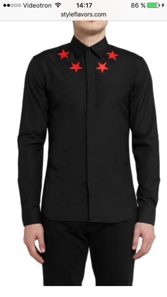 Givenchy Givenchy Stars Shirt Size US M / EU 48-50 / 2