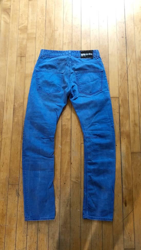 Balmain *Last Drop* Slim Denim Jeans Size US 30 / EU 46 - 1