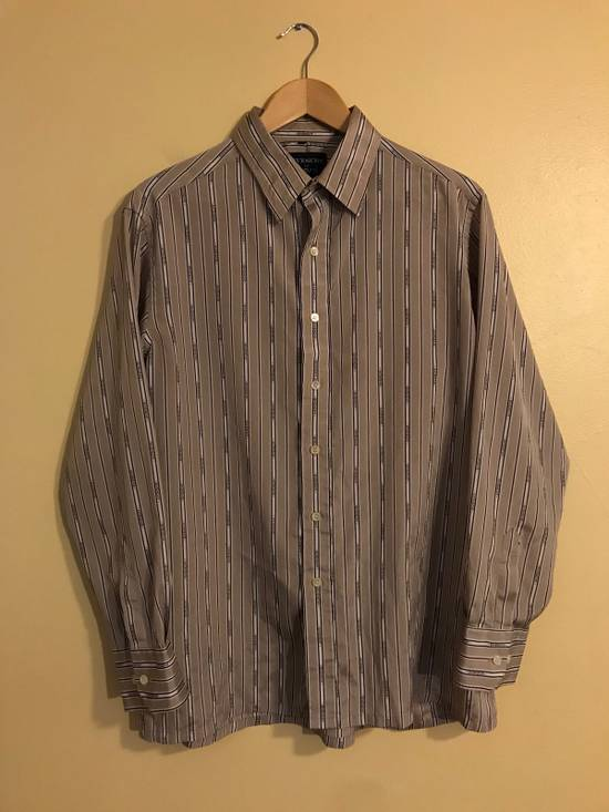 Givenchy Button Up Shirt Size US L / EU 52-54 / 3