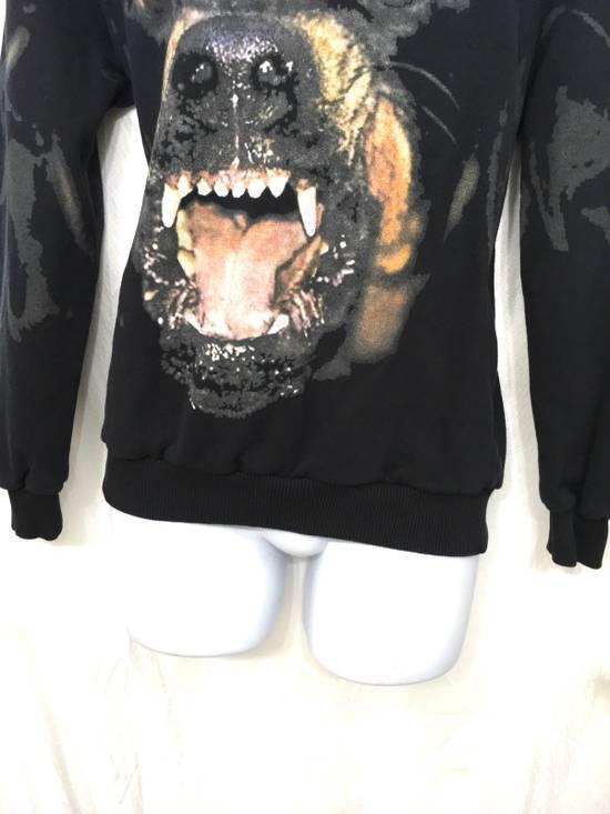 Givenchy Givenchy Black Rottweiler Long Sleeve Crewneck Sweater Size US S / EU 44-46 / 1 - 3