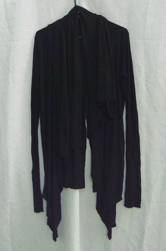 Julius Black Ribbed Cardigan Size US S / EU 44-46 / 1