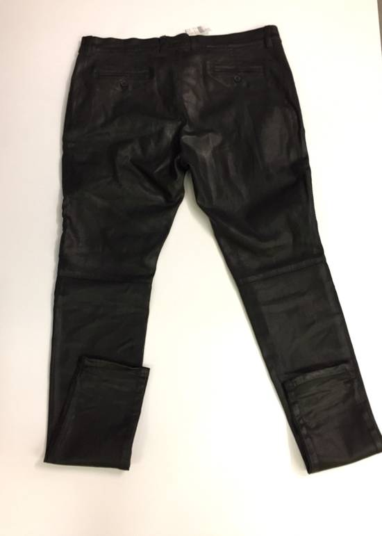 Balmain Grey Waxed Balmain Denim Size US 36 / EU 52 - 2