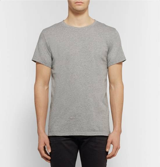 Balmain Heather Grey T-Shirt Size US M / EU 48-50 / 2