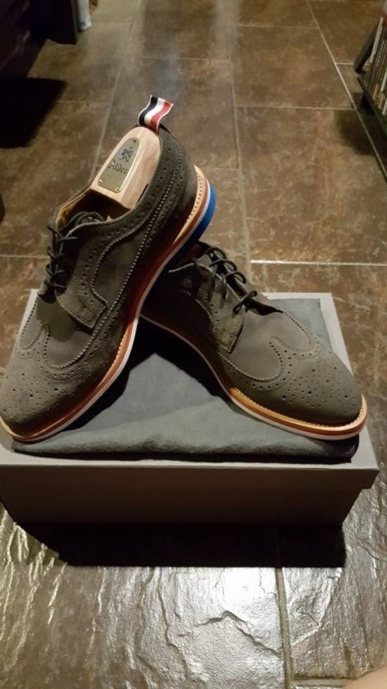 Thom Browne Thom Browne Suede Wingtip Shoes Size US 10 / EU 43