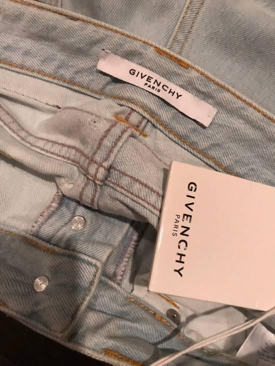 Givenchy GIVENCHY LIGHT BLUE DENIM JEANS Size US 34 / EU 50 - 2
