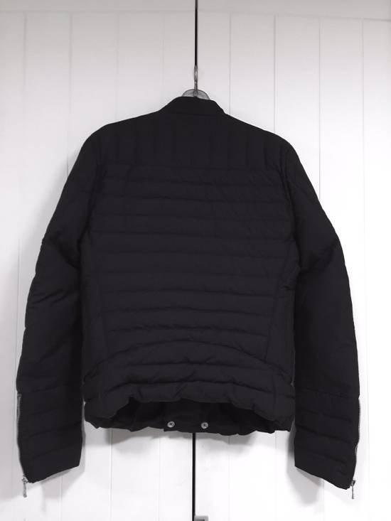 Balmain Quilted Puffer Moto Jacket Size US S / EU 44-46 / 1 - 2