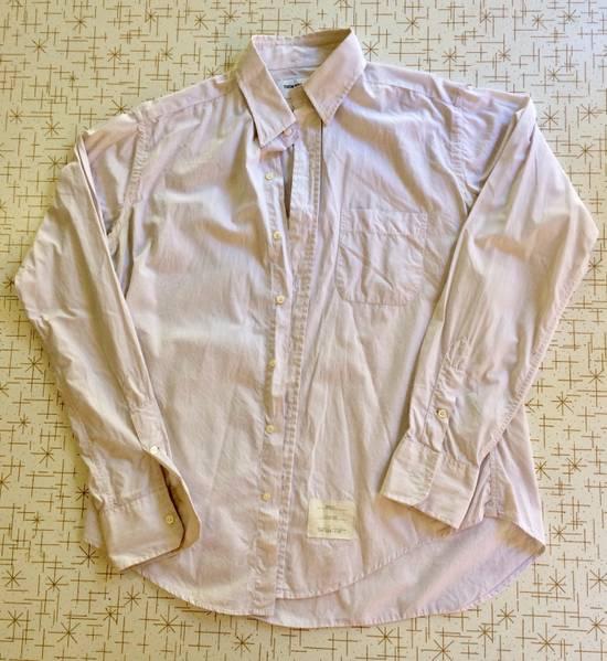 Thom Browne Striped Long Sleeve Button Down Size US L / EU 52-54 / 3
