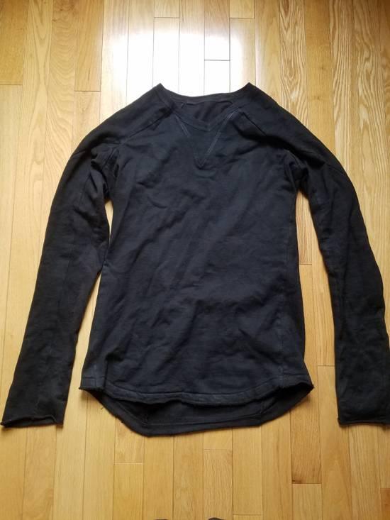 Julius Glitch coated sweatshirt Size US S / EU 44-46 / 1 - 1