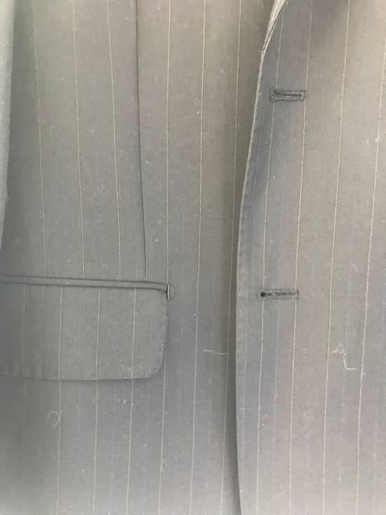 Balmain TESSUTO PINSTRIPED BLAZER Size 50R - 10