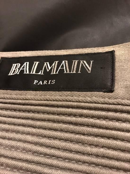 Balmain Grey Balmain Jeans Size US 31 - 5