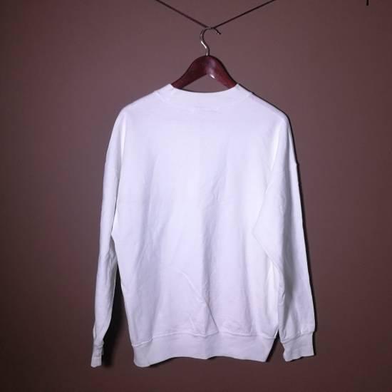Burberry Vintage Burberry Sport Blouse sweatshirt white cotton mens L Size US L / EU 52-54 / 3 - 4