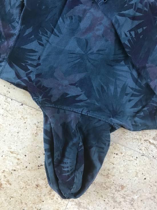 Balmain Decarnin Distressed Floral Hoodie Size US M / EU 48-50 / 2 - 15