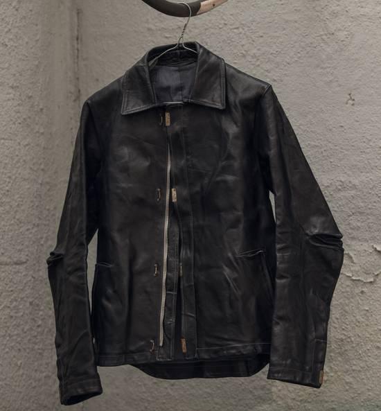 Carol Christian Poell scar stitch leather jacket Size US M / EU 48-50 / 2 - 1