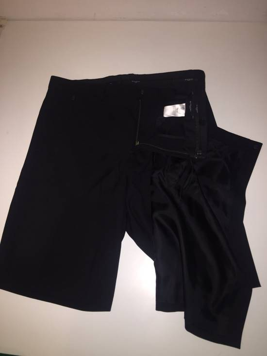 Givenchy GIVENCHY SHORTS WITH PANEL From Fashion Show Size US 33 - 4
