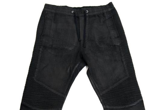 Balmain Biker Pants Size US 30 / EU 46 - 2