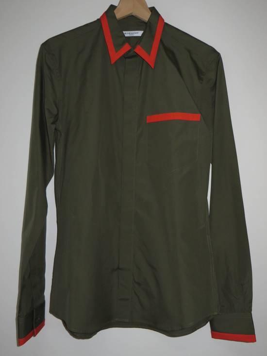 Givenchy Striped trim shirt Size US XS / EU 42 / 0 - 3