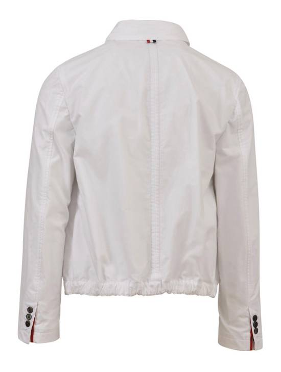 Thom Browne Brand New Thom Browne Strip Embroidered Jacket Size US S / EU 44-46 / 1 - 2