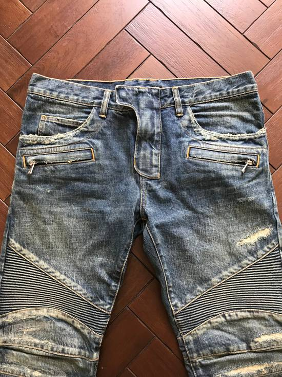 Balmain Biker jeans Size US 33 - 1