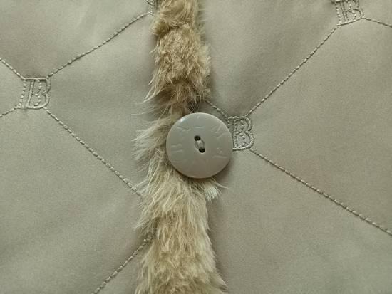 Balmain Vintage Balmain Paris Fur and Silk Reversible Jacket RARE Design Size US L / EU 52-54 / 3 - 9