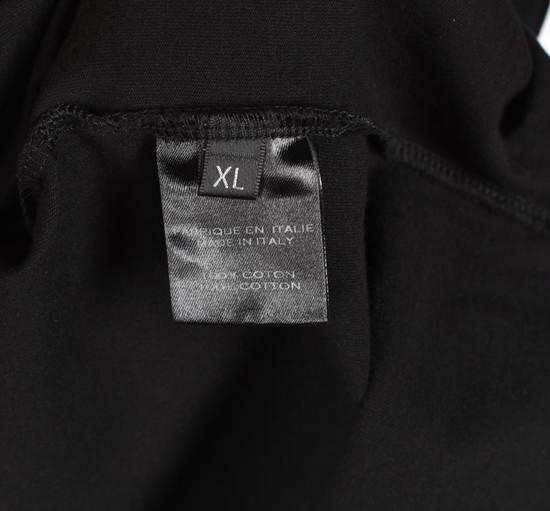 Balmain Paris Men Black Crew Neck T-Shirt, NWT Size US XL / EU 56 / 4 - 4